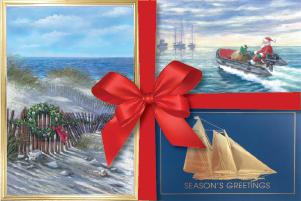 Boatus Christmas Cards 2020 Holiday Card Center: BoatUS Foundation