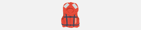 type 1 life jacket illustration